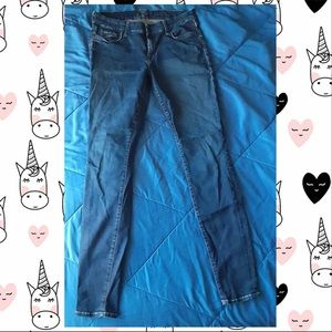 Seven for all man kind blue jeans size 30